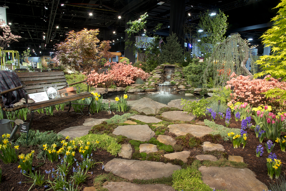 Boston flower garden show events activities for Boston flower and garden show 2017
