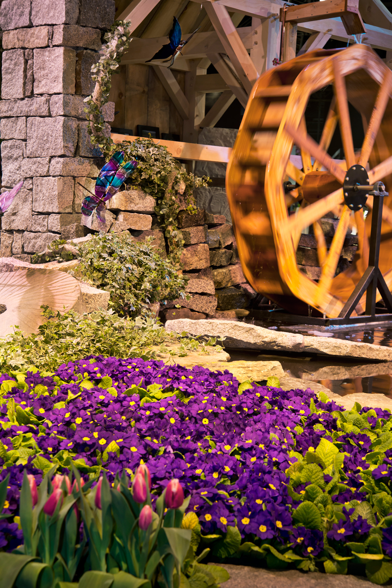 Boston Flower & Garden Show Gardens